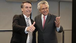 Bolsonaro discute pacto federativo com governadores e senadores