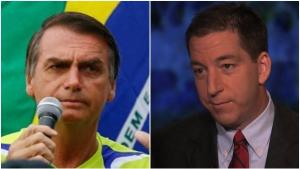 """Chamado de """"fascista"""", Bolsonaro responde jornalista dos EUA com ataque homofóbico"""