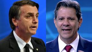 Bolsonaro e Haddad não representam ameaça à democracia, dizem cientistas políticos