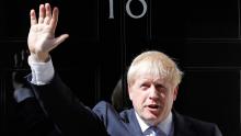 Primeiro-ministro britânico Boris Johnson é internado com coronavírus