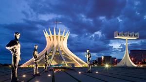Brasília comemora 58 anos com dois dias de programações culturais