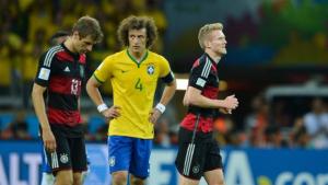 Melhor resultado para o Brasil contra a Alemanha não é a vitória