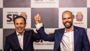 Bruno Covas pede expulsão de Aécio Neves. E tem o apoio de João Doria