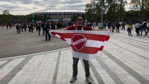 Torcedores goianos marcam presença em jogos da Copa do Mundo