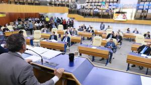 Câmara prorroga quarentena por uma semana e adota sessão virtual