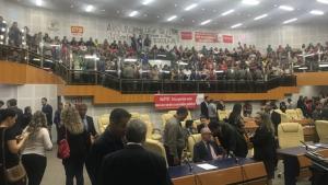 Reforma da Previdência: veja como votaram os vereadores no plenário