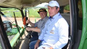 Carlesse abre oficialmente colheita da safra 2019/2020