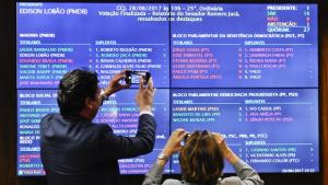 CCJ do Senado aprova reforma trabalhista, que agora vai ao plenário