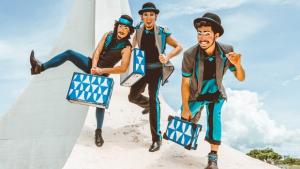 """Cia. Circênicos apresenta o espetáculo """"Utopia"""" em Goiânia"""