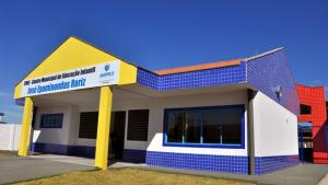 Prefeitura de Anápolis inaugura Centro Municipal de Educação Infantil na Vila Fabril
