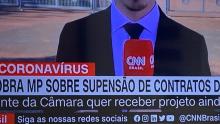 CNN Brasil precisa manter o padrão Globo de qualidade