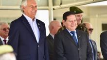 Com presença do vice-presidente, Formosa recebe instalação do Comando de Artilharia