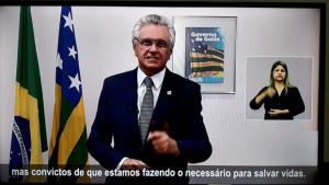 Nasce um líder nacional: o governador Ronaldo Caiado
