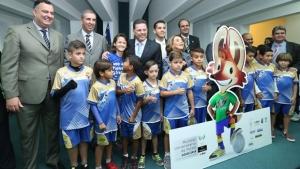 Marconi destaca fortalecimento da economia goiana com Campeonato Mundial