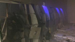 Trio suspeito de explodir caixas eletrônicos morre após confronto com a PM em Goiânia