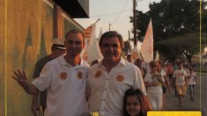 Base do prefeito de Silvânia tem 3 nomes pra disputa: Carlão da Apae, Dr. Geraldo e Genilton