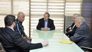 Empresários manifestam interesse em implantar usina hidrelétrica em Rio Sono