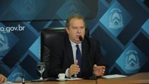 Carlesse diz que concessão da Norte-Sul beneficiará a industrialização do Tocantins