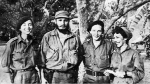 Romance resgata Celia Sánchez, a mulher que Fidel Castro escondeu