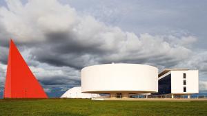 Agetop e Seduce vão reformar todos os prédios do Centro Cultural Oscar Niemeyer