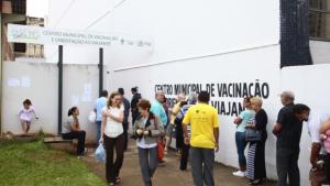Gripe já matou 99 pessoas no Brasil, alerta Ministério da Saúde