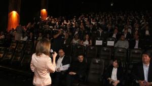 Sessão de cinema reúne autoridades e representantes da educação pública em Goiás