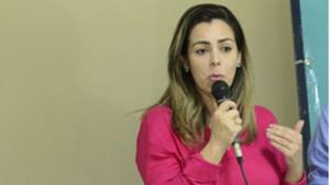 Vice-prefeita Cinthia é notificada, via edital, sobre processo de expulsão do PSDB