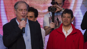 Por que Ciro Gomes não quer subir no palanque de Fernando Haddad?