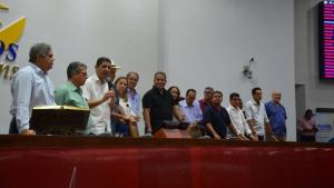 Em Palmas, Tocantins, Marcelo Miranda é eleito presidente regional do MDB