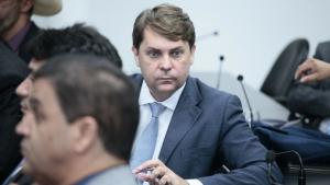 Bruno Peixoto já teria entregado cargo de líder do Governo