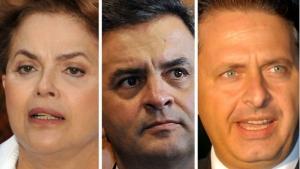 PSDB inicia campanha eleitoral com críticas a Dilma Rousseff