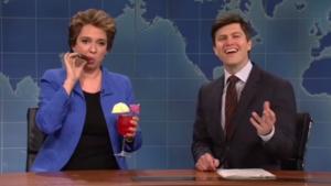 Saturday Night Live faz piada com Dilma curtindo a vida durante impeachment