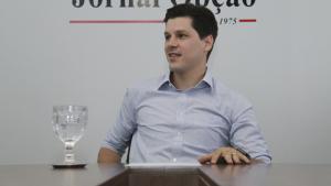 Presidente da CCJ, Daniel Vilela se diz preparado para possível nova denúncia contra Temer