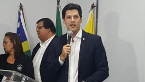 Daniel Vilela avalia ser natural base de Iris defender candidatura de Caiado