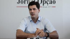 """""""Se Caiado foi eleito como candidato de oposição foi em razão da situação em que o Estado estava"""""""