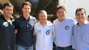 Prefeito de Montividiu, do PR, declara apoio a Daniel Vilela