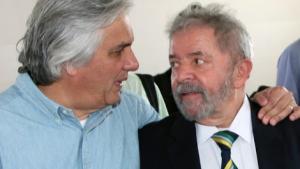 Lula da Silva e Marconi Perillo quase se encontram na terça premiada de Delcídio do Amaral