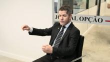 Delegado Waldir sela apoio à candidatura à prefeito de Thiago do Atacadão em Senador Canedo