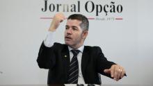 """Em áudio, Delegado Waldir fala em """"implodir"""" Bolsonaro"""