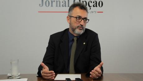 Humberto Aidar não é Plano B de Iris Rezende nem Plano B de Daniel Vilela