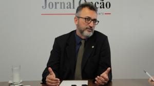 """""""Não tem nenhuma empresa que vai sair do Estado"""", afirma Humberto Aidar"""