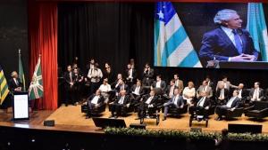Programa Destrava é lançado em Goiânia com presença do presidente do STF