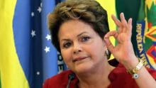 """Após ser chamada de bandida, Dilma responde: """"ótimo é o Bolsonaro"""""""