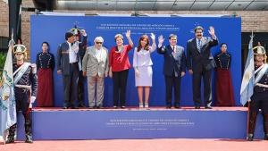 Enquanto países ricos se  integram em zonas de livre comércio, o Mercosul  se torna uma fortaleza bolivariana