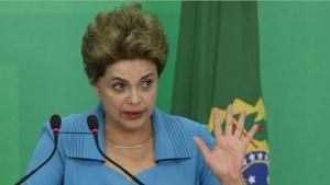 Dilma informa que não prestará depoimento na Comissão do Impeachment