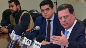 """Marconi: """"Vamos destinar R$ 200 milhões para convênio em obras com as prefeituras"""""""