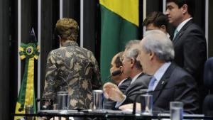 Senado julga Dilma culpada e presidente é afastada definitivamente