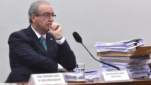 Câmara não encontra Cunha e notificação é publicada no Diário Oficial