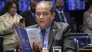 Eduardo Gomes anuncia construção do Centro de Convenções de Taquaruçu