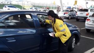 Quase metade das multas aplicadas em Goiás são por excesso de velocidade